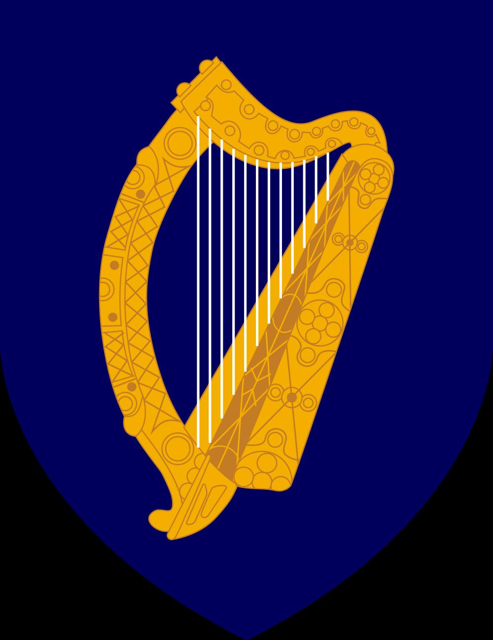 Wappen Irlands