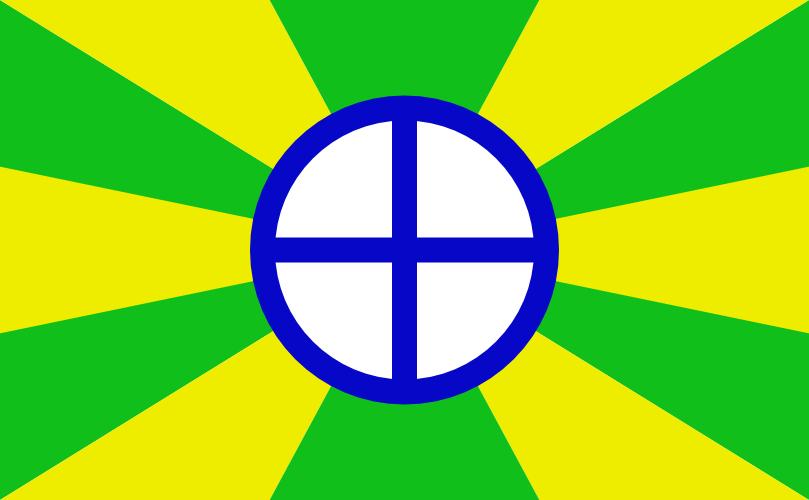 Dritter Flaggenentwurf