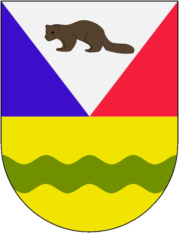 Wappen von Marderheim an der Mölle